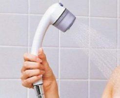 浄水シャワーヘッド